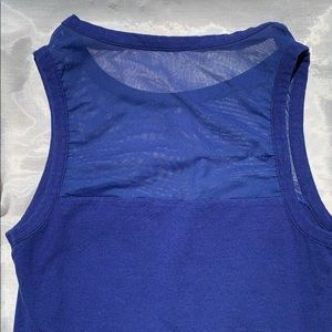 Express Tops - Express Royal blue tank top